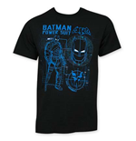 Camiseta Batman vs Superman Power Suit