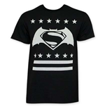 Camiseta Batman vs Superman Dot Logo