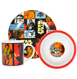 Star Wars Episode VII Pack Desayuno The Force Awakens Retro