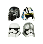 Star Wars Black Series Packs de 2 Cascos Diecast Titanium Series 2016 Wave 1 Surtido (6)