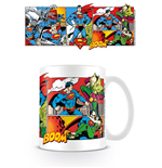 DC Originals Taza Superman Comic