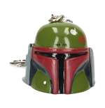 Llavero Star Wars Casco Boba Fett