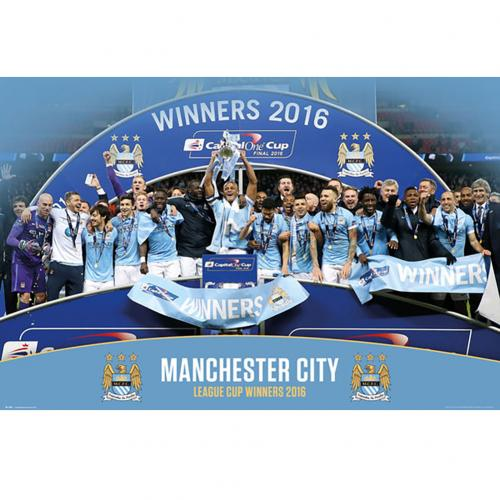 Póster Manchester City FC 196136