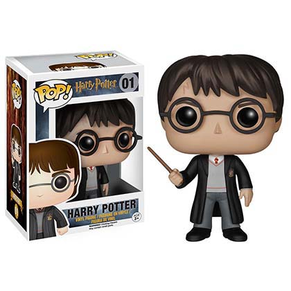 Muñeco Harry Potter Funko POP!