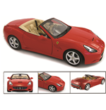 Maqueta 1:18 Ferrari California Red