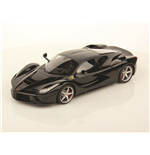 Maqueta 1:18 LaFerrari Matt Black