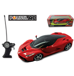 Maqueta 1:14 LaFerrari F14-T R/C Car Red