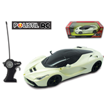 Maqueta 1:14 LaFerrari F14-T R/C Car White