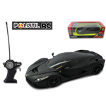 Maqueta 1:14 LaFerrari F14-T R/C Car Black
