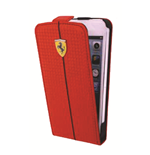 Funda Flip Cover iPhone Ferrari