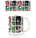 Justice League Taza 52 Style