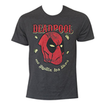 Camiseta Deadpool Loves Tacos