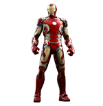 Vengadores La Era de Ultrón Figura QS Series 1/4 Iron Man Mark XLIII 49 cm