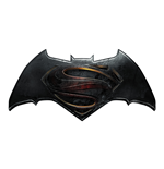 Batman v Superman Dawn of Justice Abrebotella Logo 9 cm