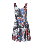 Vestido MARVEL COMICS Ultimate Spider-Man - Talla única