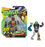 Teenage Mutant Ninja Turtles - Personaje Básico Mutation Mix And Match Ass. 3