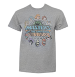 Camiseta Masters Of The Universe de hombre