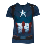 Camiseta Capitán América Civil War