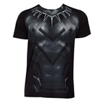 Camiseta Capitán America Civil War BLACK PANTHER