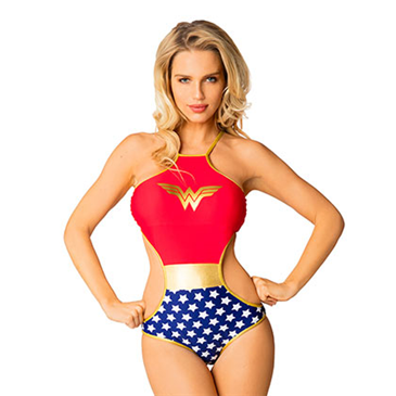 Bañador Bañador Wonder De Woman Mujer Woman Mujer De Wonder VUMpSz