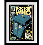 Póster Doctor Who 198036