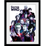 Póster Doctor Who 198049