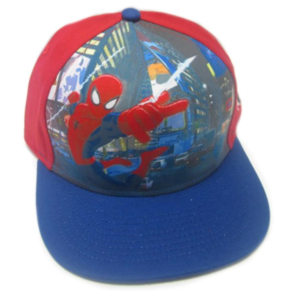 Gorra Spiderman 198118