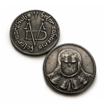 Juego de Tronos Moneda de colección Iron Coin of the Faceless Man