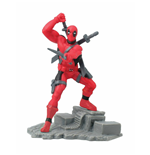 Marvel Comics Minifigura Deadpool 7 cm