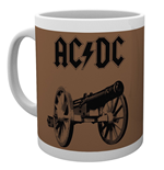 Taza Ac Dc - For Those About To Rock