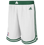Shorts adidas Boston Celtics New Swingman Blanco