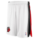 Shorts adidas Portland Trail Blazers New Swingman  Blanco