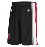 Shorts adidas Portland Trail Blazers New Swingman Negro