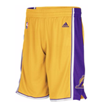 Shorts adidas Los Angeles Lakers New Swingman Amarillo