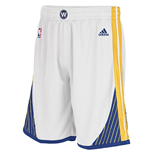 Shorts adidas Golden State Warriors New Swingman Blanco