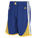Shorts adidas Golden State Warriors New Swingman Azul