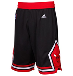 Shorts adidas Chicago Bulls Swingman Negro