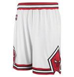 Shorts adidas Chicago Bulls Swingman Blanco