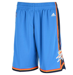 Shorts adidas Oklahoma City Thunder New Swingman Azul