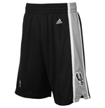 Shorts adidas San Antonio Spurs New Swingman Negro