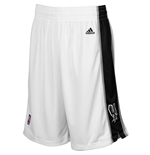 Shorts adidas San Antonio Spurs New Swingman Blanco