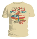 Camiseta Bruce Springsteen 198325