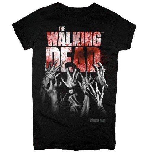 Camiseta The Walking Dead 198354 por tan sólo € 19,99 en MerchandisingPlaza
