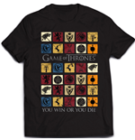 Camiseta Juego de Tronos (Game of Thrones) 198467