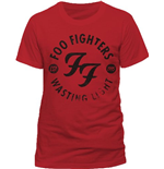 Camiseta Foo Fighters 198569
