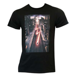 Camiseta Flash Running Thru City