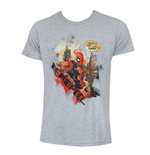 Camiseta Deadpool Outta The Way