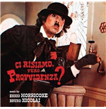 Vinilo Ennio Morricone - Ci Risiamo, Vero Provvidenza? (Ltd. Edition Transparent Orange Vinyl 180gr.)