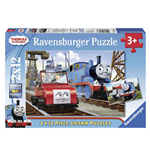 Puzzle Thomas and Friends 199113