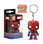 Llavero Marvel - Pocket Pop - Spider-man